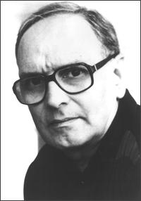 Cinematic composing legend Ennio Morricone