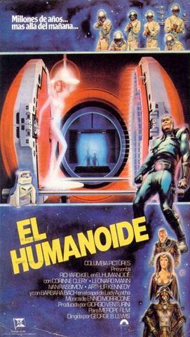 Spanish spaghetti sci fi