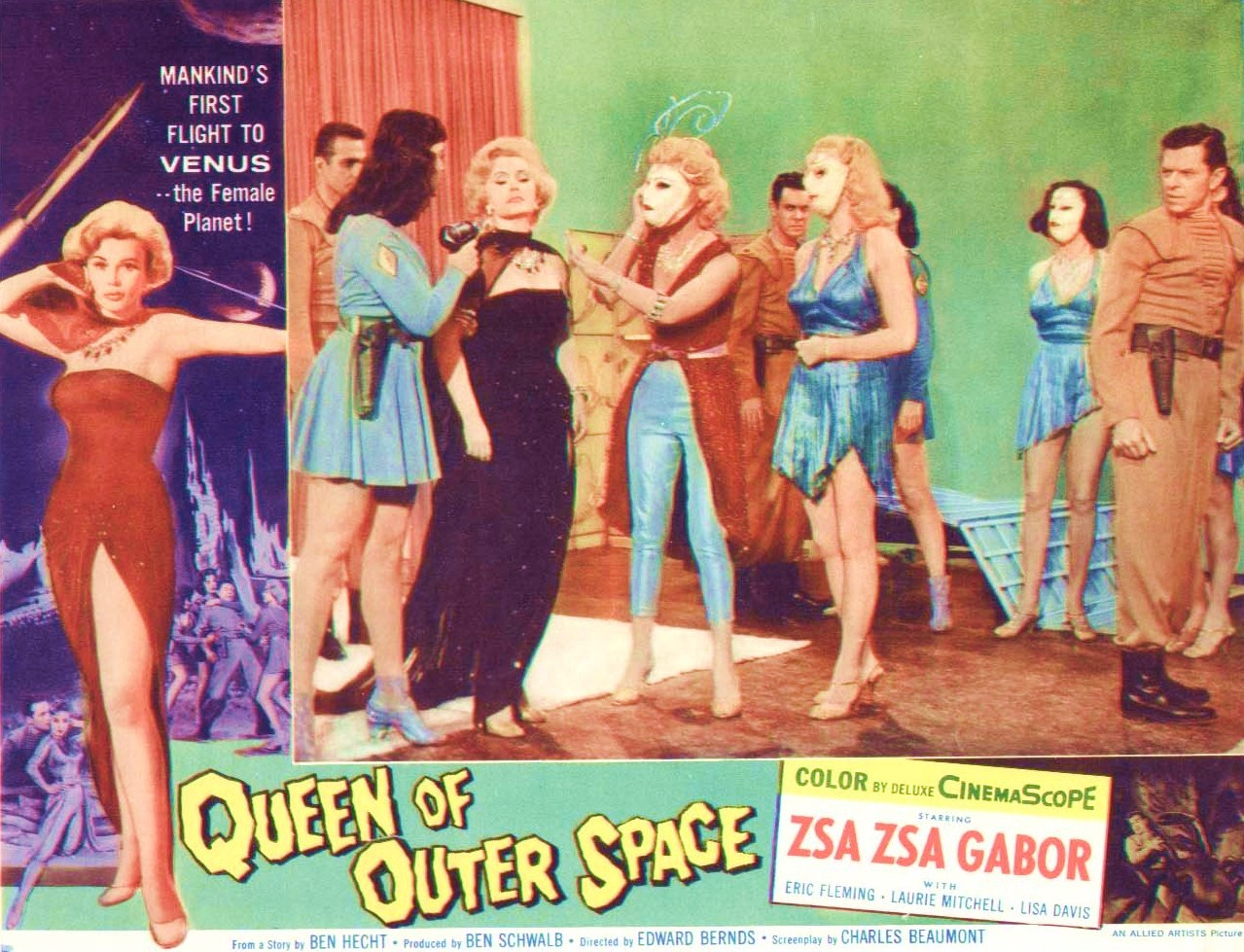 The queen of outer space