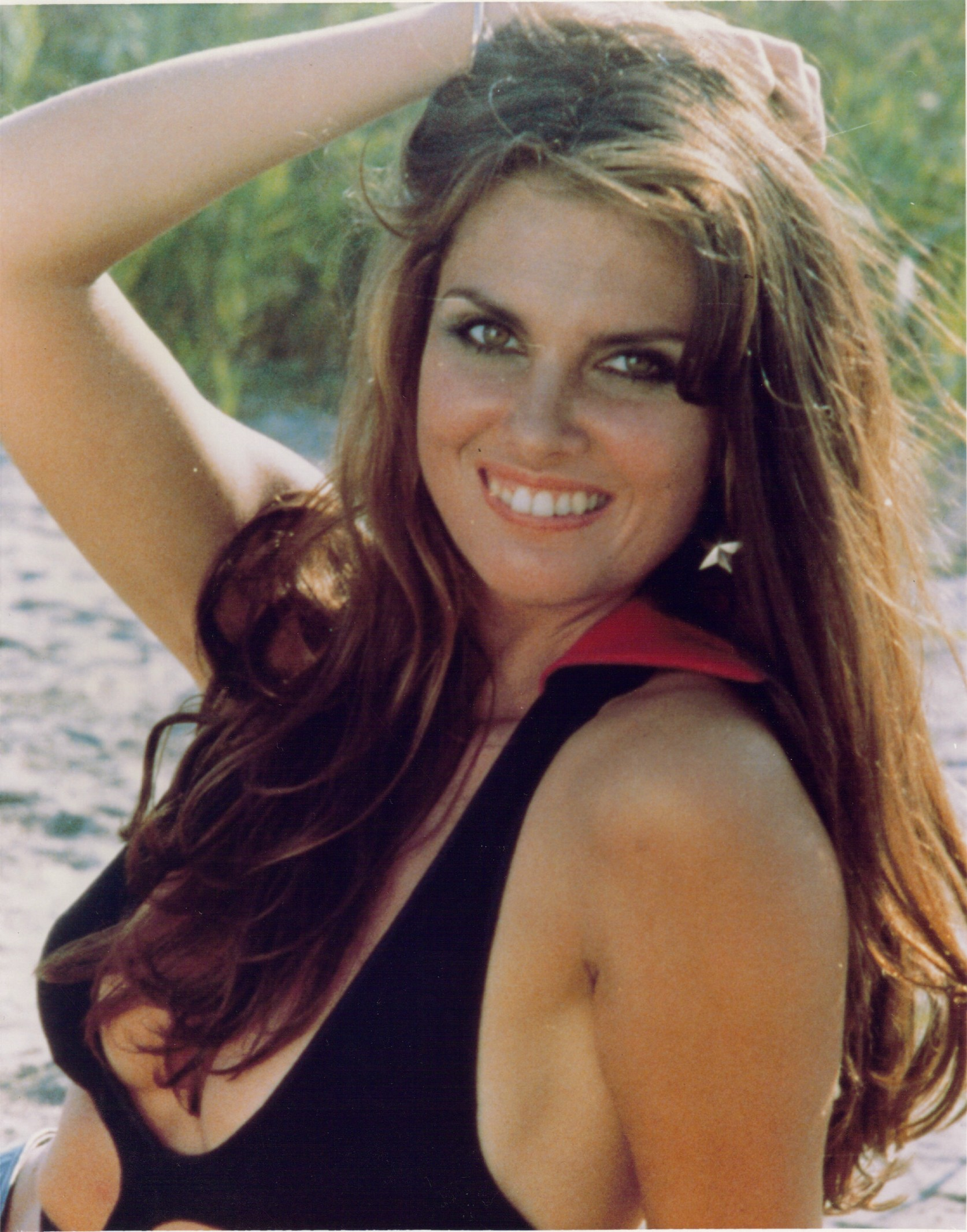 caroline munro warrior