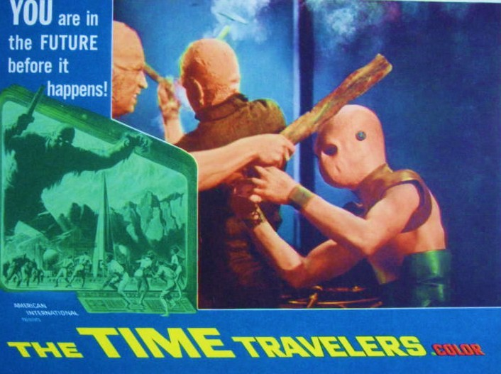 time travel e t friends